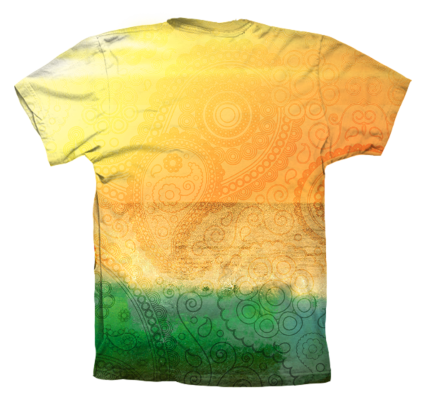 Camiseta Get Dark - trasera