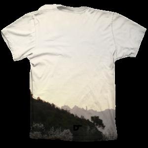 Camiseta Dirt Jump - trasera