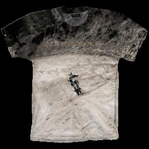 Camiseta WheelooCross delante