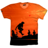 Camiseta Skate Orange delantera