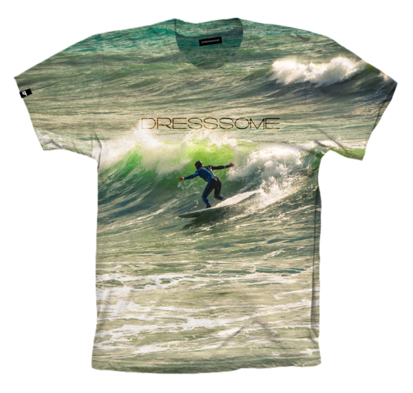Camiseta Surfing delantera