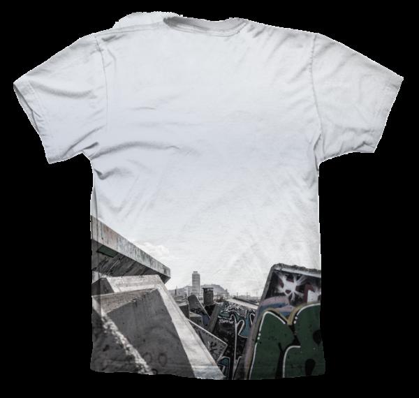 Camiseta Trial Forum - DS - Trasera
