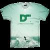 Camiseta Full print Wake-Green DS