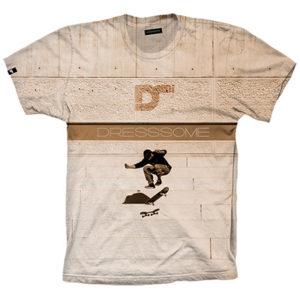 Camiseta Cubo- Dresssome Full Print
