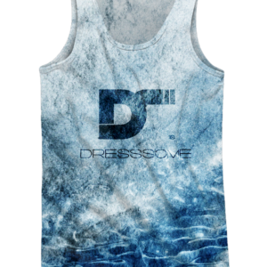 Camiseta de tirantes Water - delantera