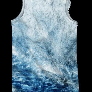 Camiseta de tirantes - Water - trasera