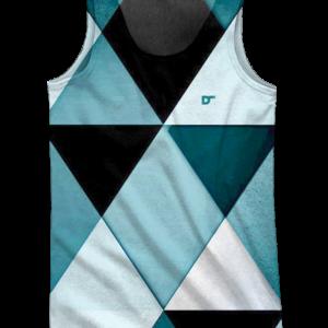 Camiseta de tirantes Rhombus - delantera