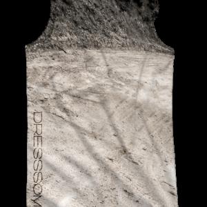 camiseta de tirantes Wheeleecross trasera