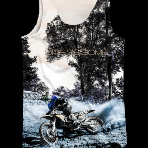 Camiseta de tirantes REVERSECROSS - Delantera