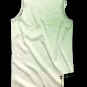 camiseta de tirante Skate Green - trasera