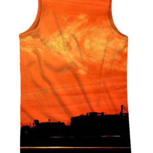 Camiseta Skate Orange - DRESSSOME