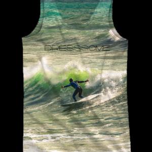 Camiseta de tirantes Surfing delante