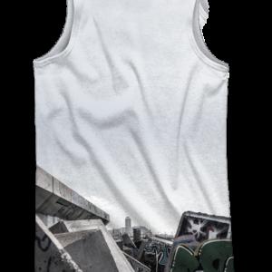 Camiseta de tirantes - Trial Forum - trasera