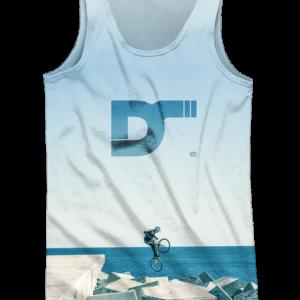 Camiseta de tirantes Rock Jump - delantera