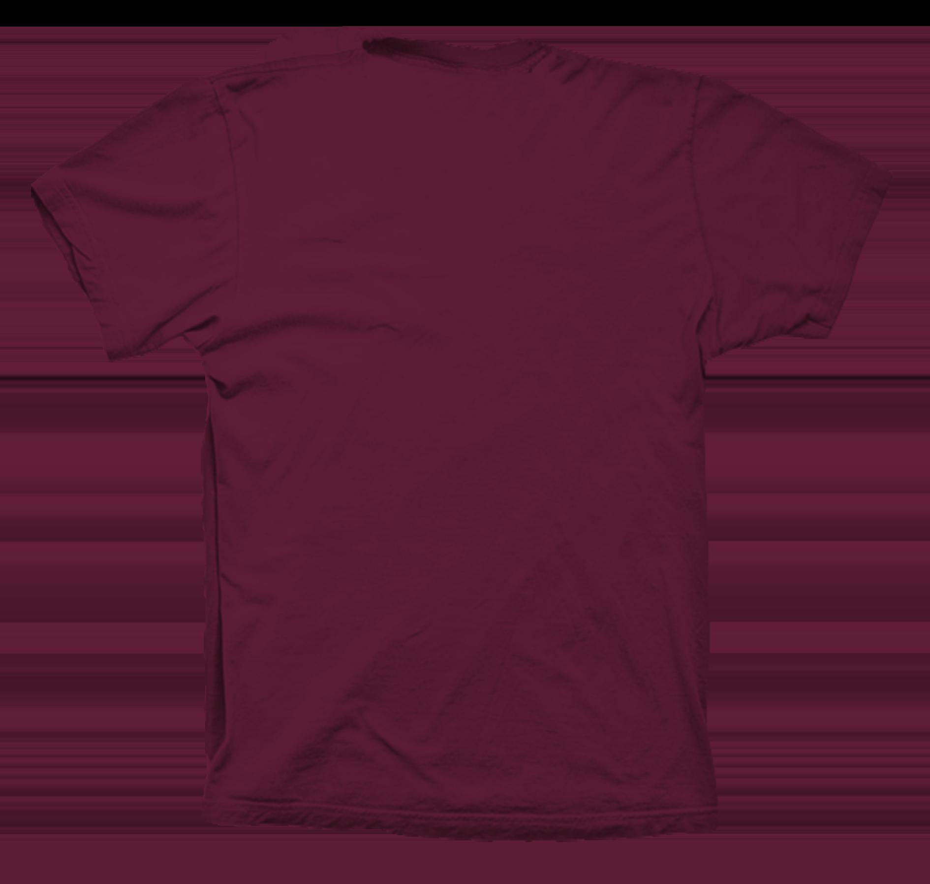 Camiseta Burdeos - From BCN DRESSSOME
