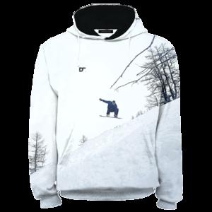 Sudadera Snowboarding - delantera