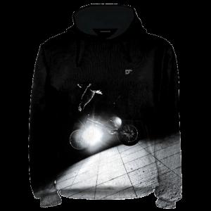 Sudadera Black Bike - delantero