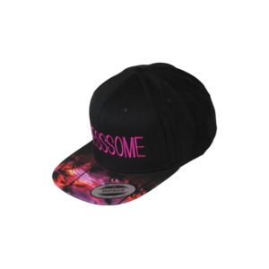 gorra-snapback-2tones-pink-dresssome-lateral