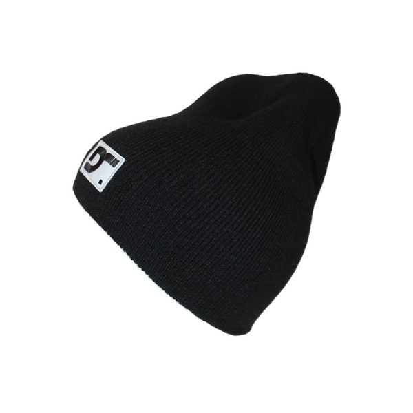 Gorro Black/black lateral
