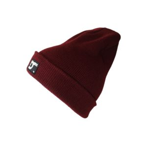 Gorro Maroon - DRESSSOME - Lateral