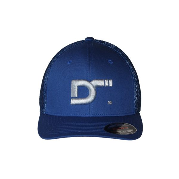 Gorra Mesh Trucker royal DS - frontal
