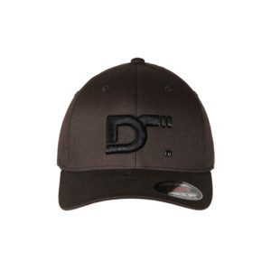 gorra-flexfit-wooly-combed-brown-ds-front