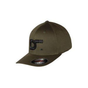 Gorra-Flexfit-wooly-combed-olive-ds lateral