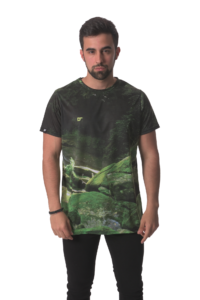 camiseta imagen nature